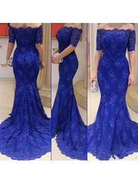 Elegant Short Sleeves Lace Mother of the Bride Dress & Mother of the Bride Dresses online