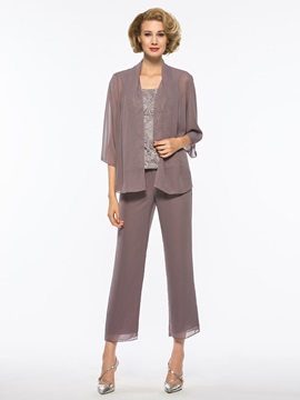 Lace Mother of the Bride Jumpsuit with Jacket
