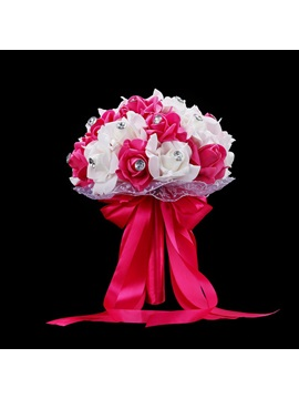Rose Cloth European Wedding Decorating Flowers