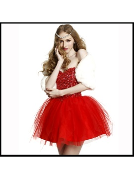 Lovely Sweetheart Beading Short Cocktail/Homecoming Dress