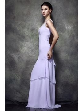 Tiered Mother of the Bride Dress With Jacket
