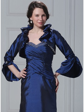 Long Sleeve Wedding/ Party Jackets/Wraps
