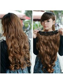 Long Natural Wave Human Hair Weave