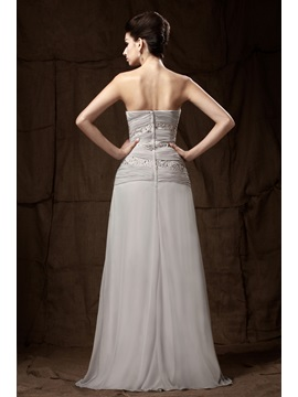 Pleats Applqiues Mother of the Bride Dress With Jacket