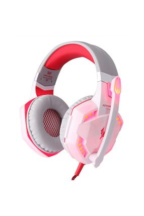 G2000 Wired On-ear Headphone with Mic
