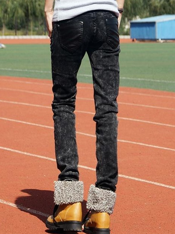 New Fashion Sexy Korean Style Comfortable All-matched Skinny Pants