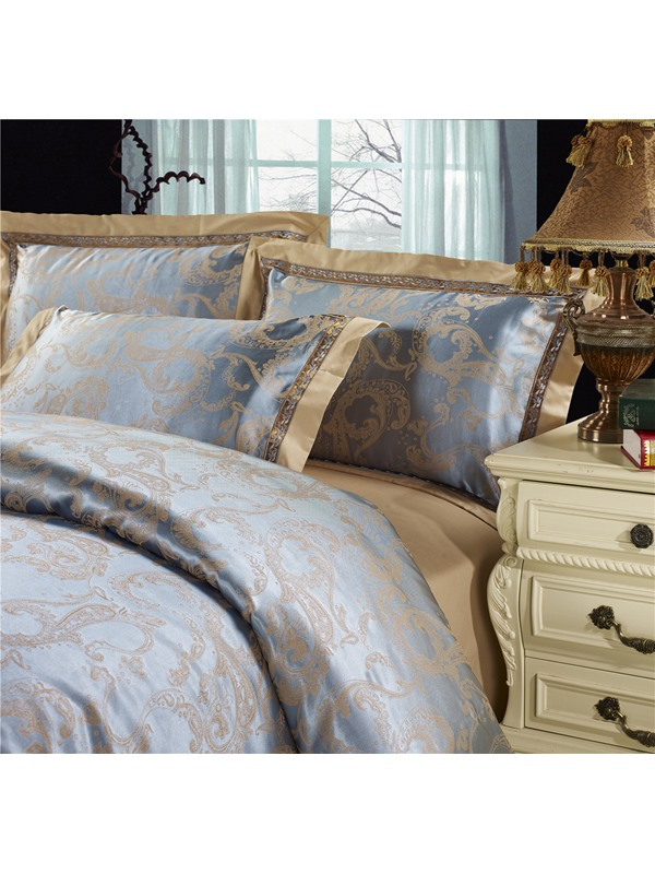 High Quality Simple print Beautiful 4 Piece Bedding Sets