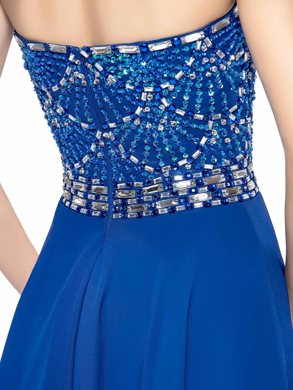 Shining A-Line Beading Sequins Short-Length Homecoming/Cocktail Dress
