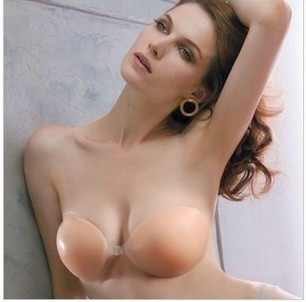 Women's Simple Invisible Silicone Bra