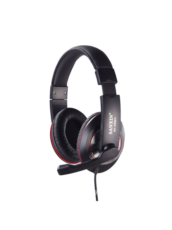 3..5 Stereo Headphone Headset With Microphone For Gaming