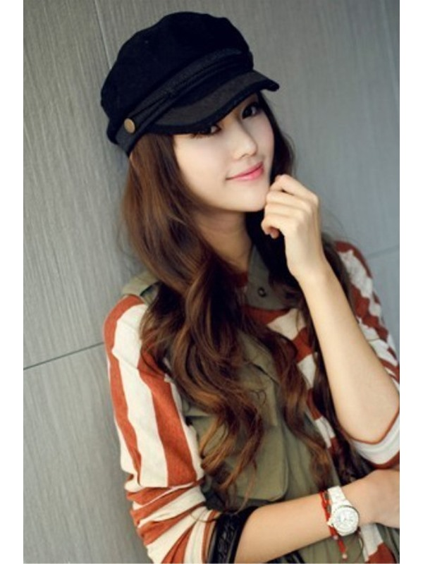 Multi Color Autumn Style Popular Hats