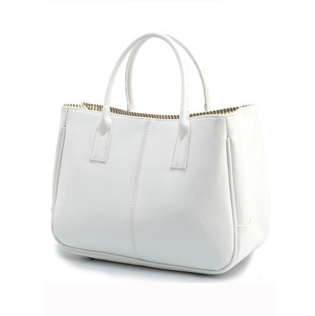 Simple Style Casual Women Satchel