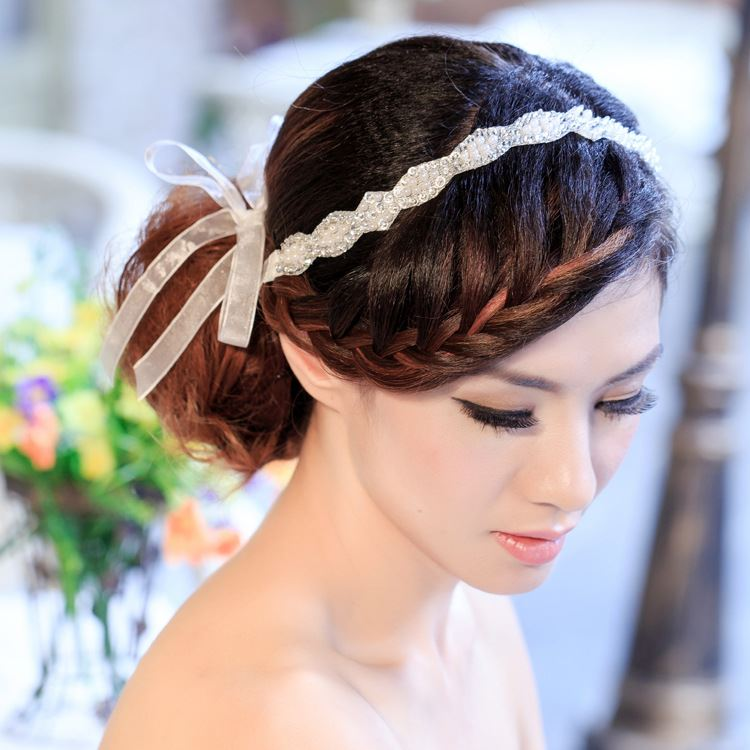 Beaded Wedding Hair Accessories