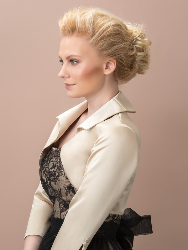 3/4 Sleeves Evening Jacket