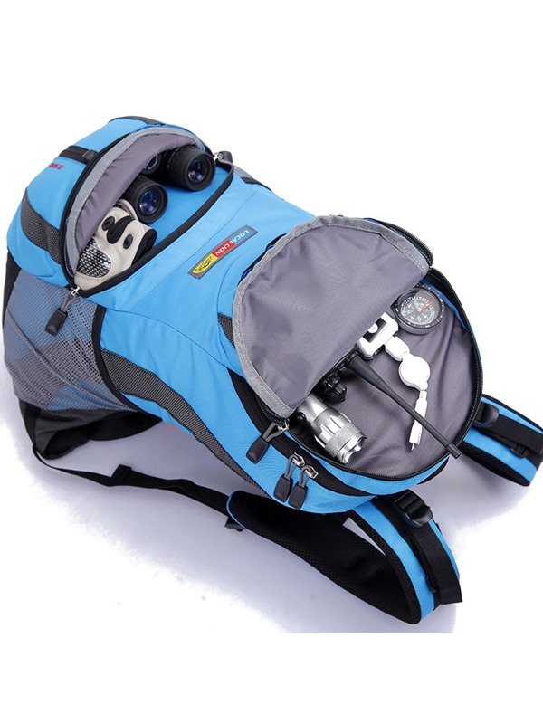High Quality Polyester Large Capacity Zip Travel Bag