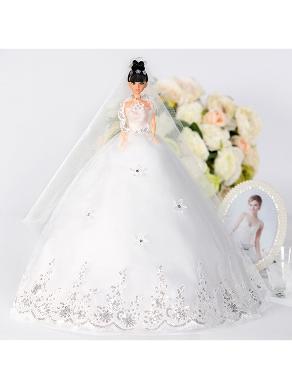 Dream Bridal Barbie Doll Gift