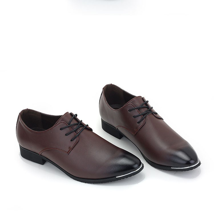 Pointed Toe Men's Dress Shoes
