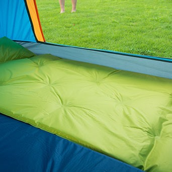 Single Self-Inflating Sleeping Pad