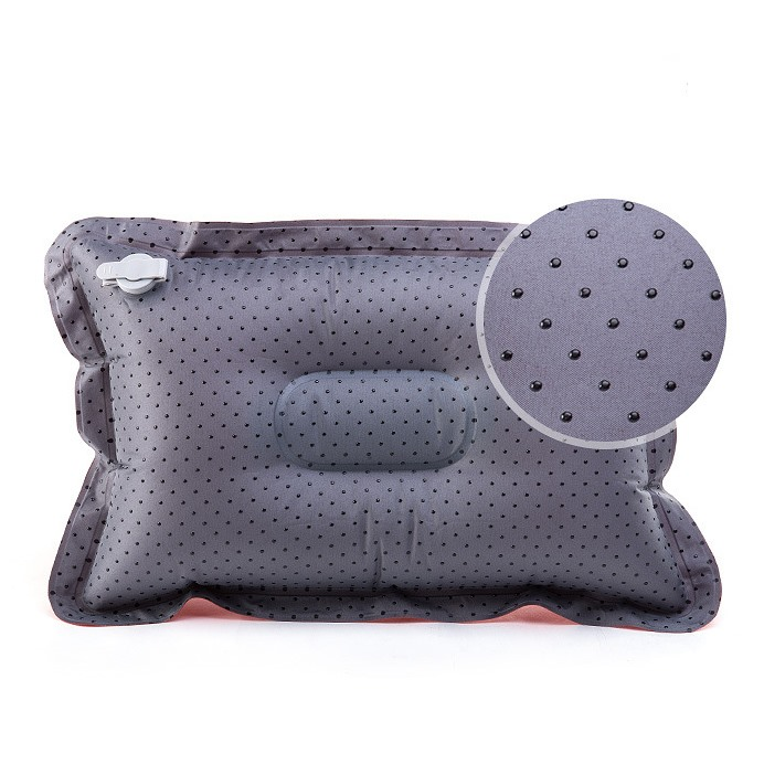 Self-Inflating Travel Portable Pillow