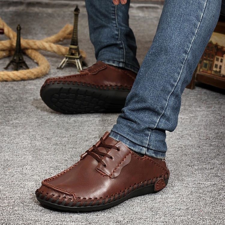 PU Low-Cut Upper Men's Casual Shoes