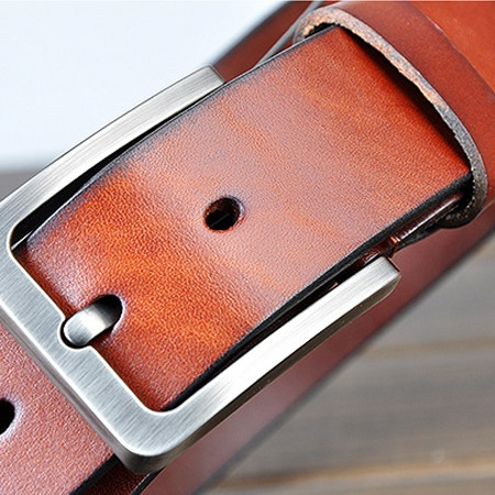 Casual Pin Buckle Men's Belt