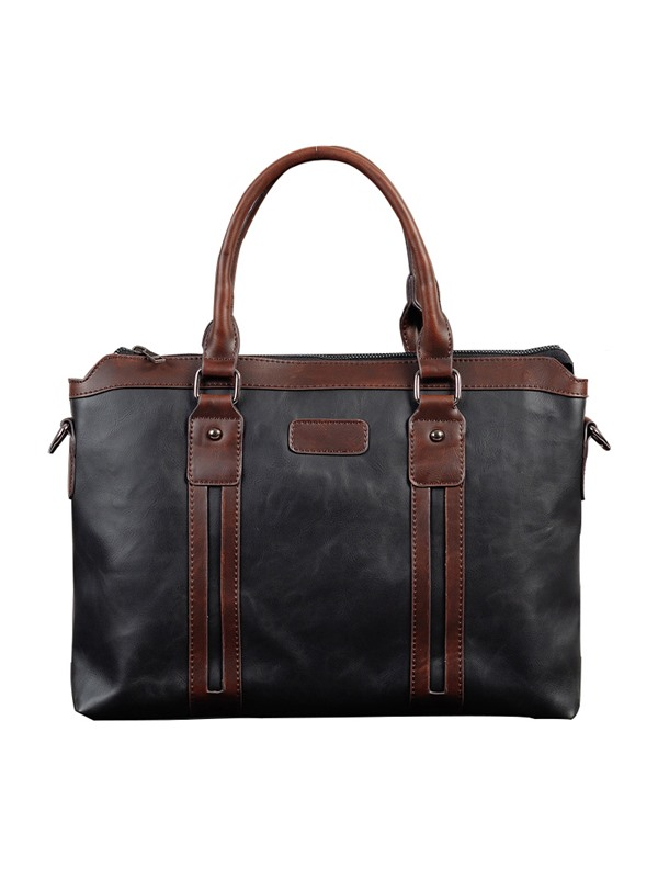 Chic Top Quality Zipper Men Bag