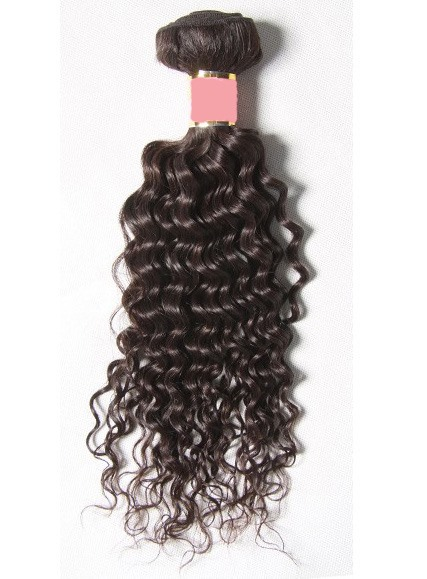 Best Selling Deep Wave Human Hair Weave/Weft 1 PCS(Free Shipping)