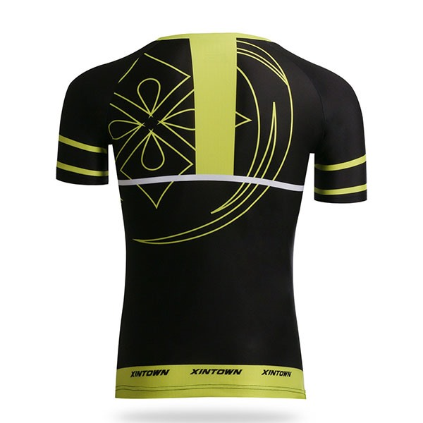 Short-Sleeve Men's Quick-Drying Jersey