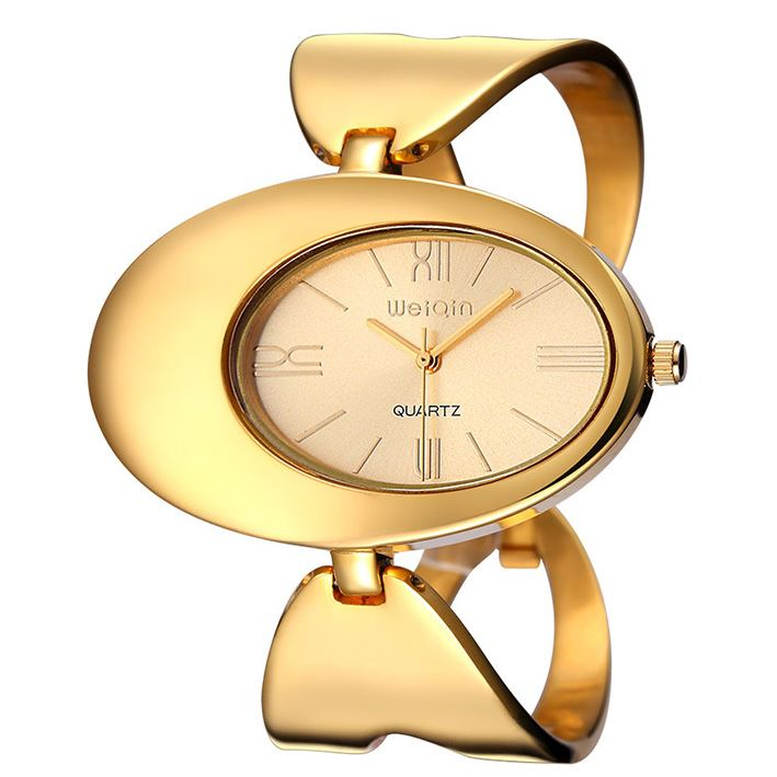 Water Resistant Hollow Band Women Watch