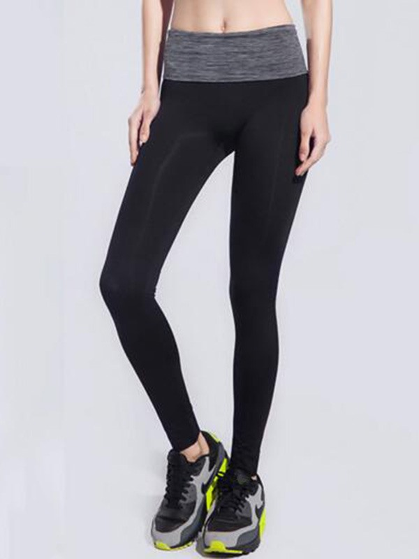 Mid-Rise Women Yoga Ankle-Length Pant