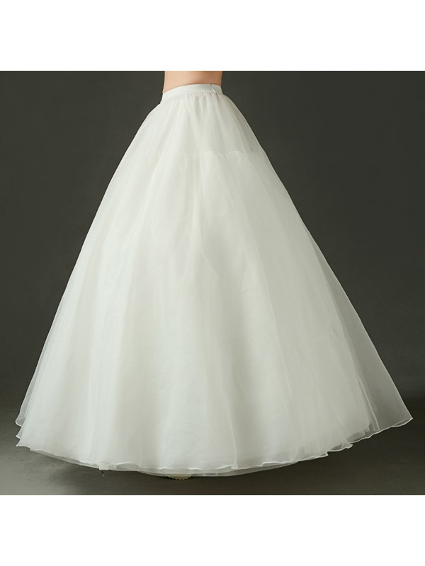High Quality Wedding Petticoat