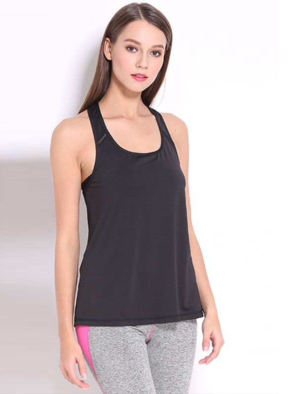 Relaxed Fit Quick-Drying Women Active Tank