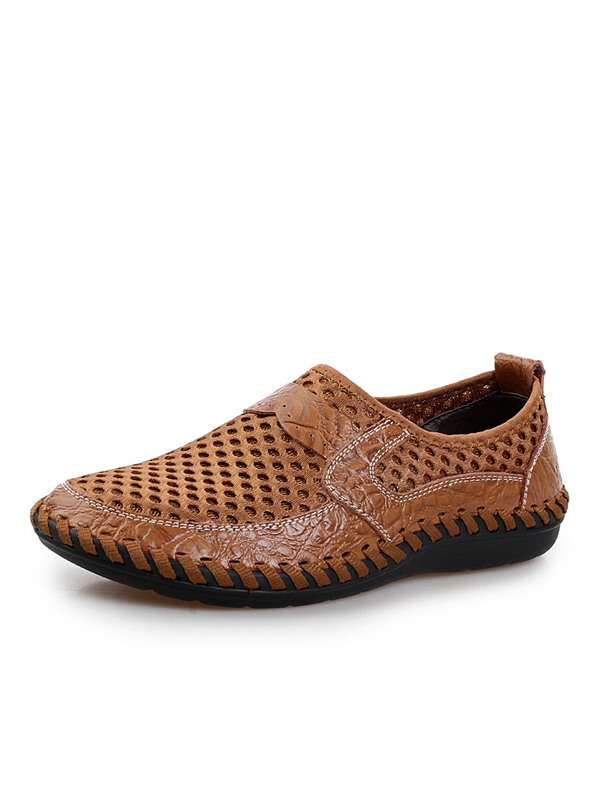 Breathable Mesh Thread Men's Casual Shoes