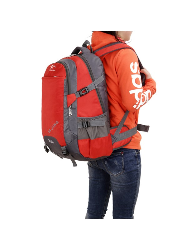 Trends Portable Zippers Travel Backpack