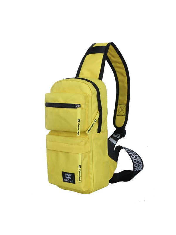 Best Excursion Nylon Material Vertical Chest Bag