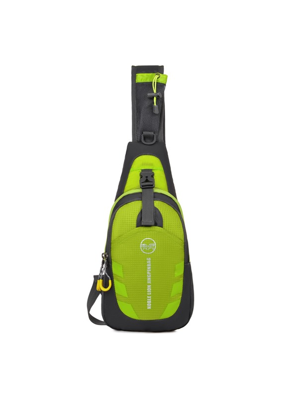 Casual Sports Nylon Chest Bag