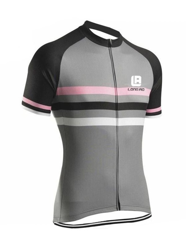 Polyester Raglan-Sleeve Men's Cycle Outfit