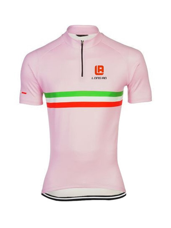 Polyester Rear Pockets Cycle Men's Jersey
