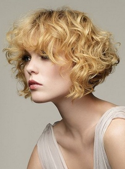 Elegant Short Wavy Bob Capless Synthetic Wig 10 Inches(Free Shipping)