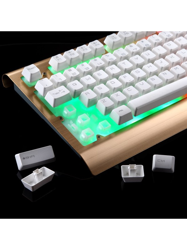 Wired USB 101 Key Backlight Game Keyboard