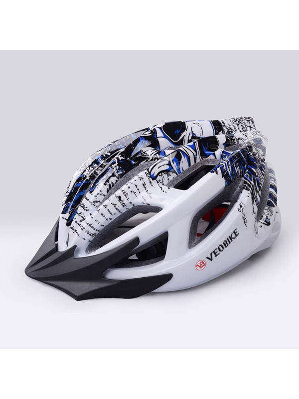 EPS Integrated Molding Shock Absorption Cycling Helmet