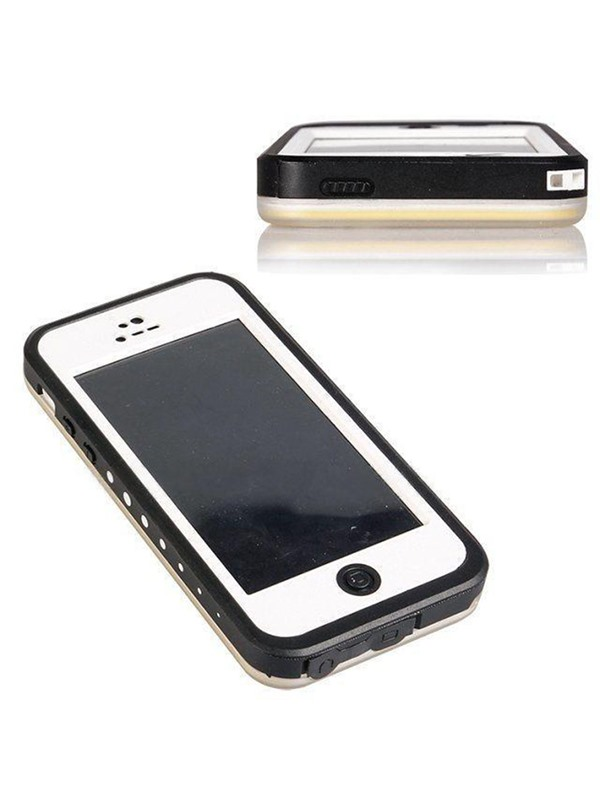 Waterproof Shockproof Screen-Touchable Protective Phone Case for iPhone 5C