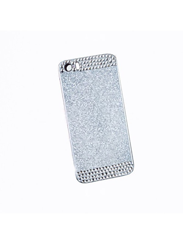 Solid Luxury Bling Glitter Back Cover Case with Diamond for iPhone 6S 6 Plus