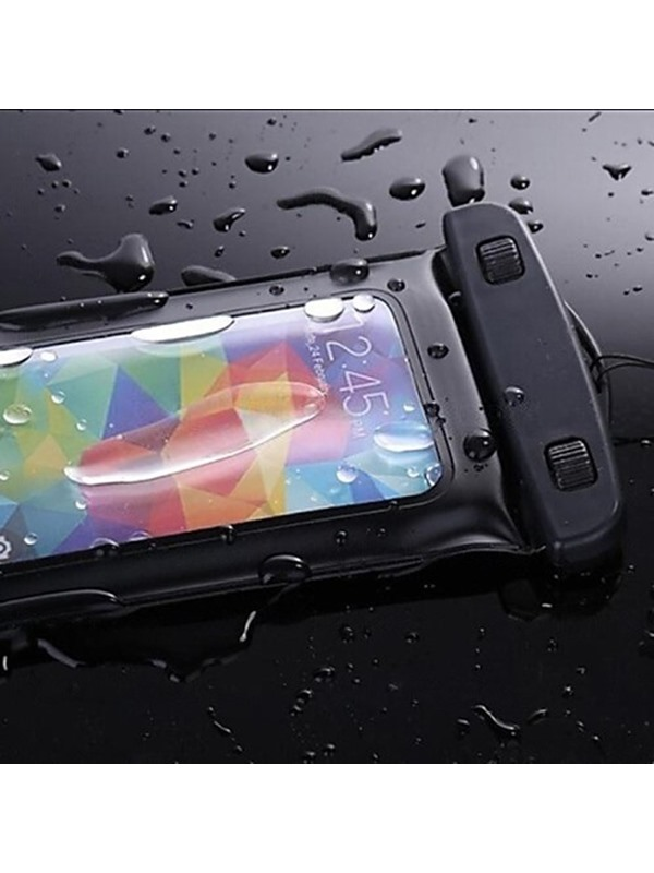 For iPhone 4/4S/ 5/5S/5C/6/6 Plus and Others Waterproof Case 10M Underwater Phone Bag Pouch Dry