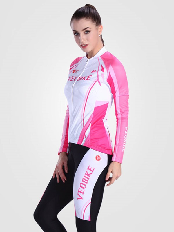 High Quality Stretchy Breathable Fabulous Printed Women Cycling Suit