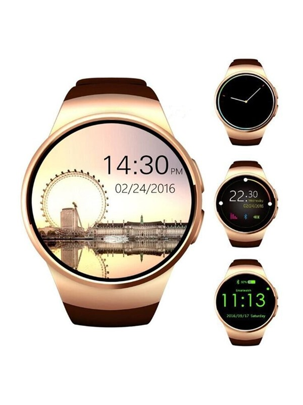 KingWear KW18 Smart Watch Touch Screen Waterproof Support SIM/WhatsApp