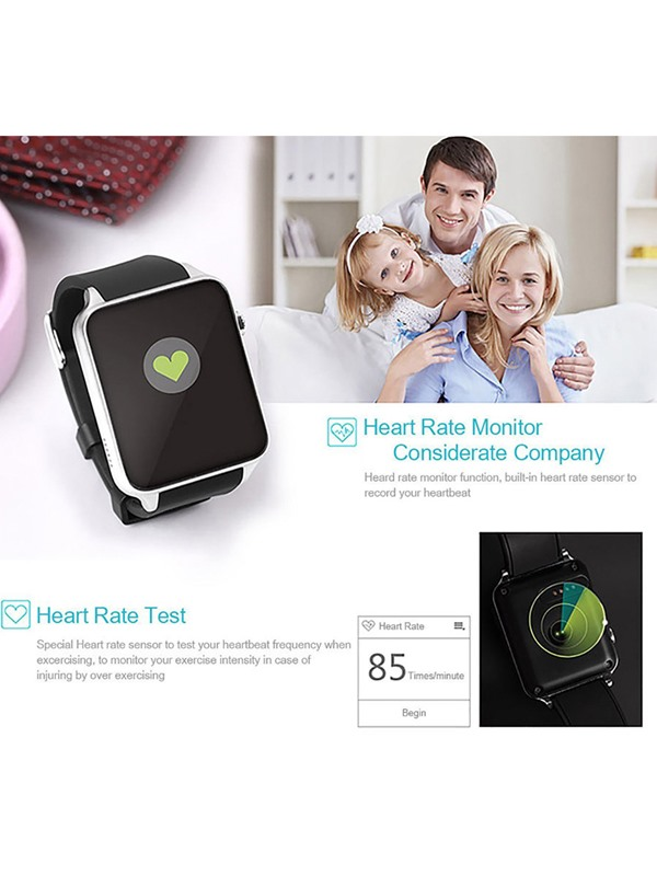 GT88 Smartwatch with GPRS/GSM and NFC