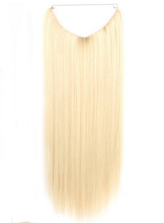 Hot Sale Straight 100% Human Hair Flip In Hair Extension 16 Inches-26 Inches(Free Shipping)