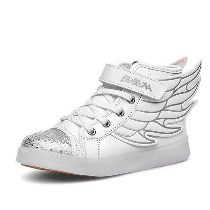 Vogue LED Wing Designed Unisex Kid's Sneakers