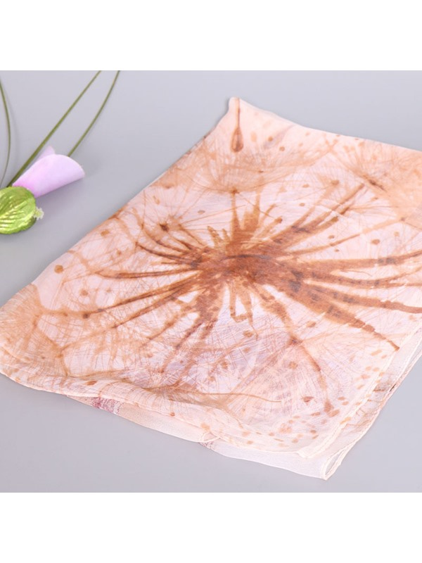 Beautiful Chiffon Printed Scarf